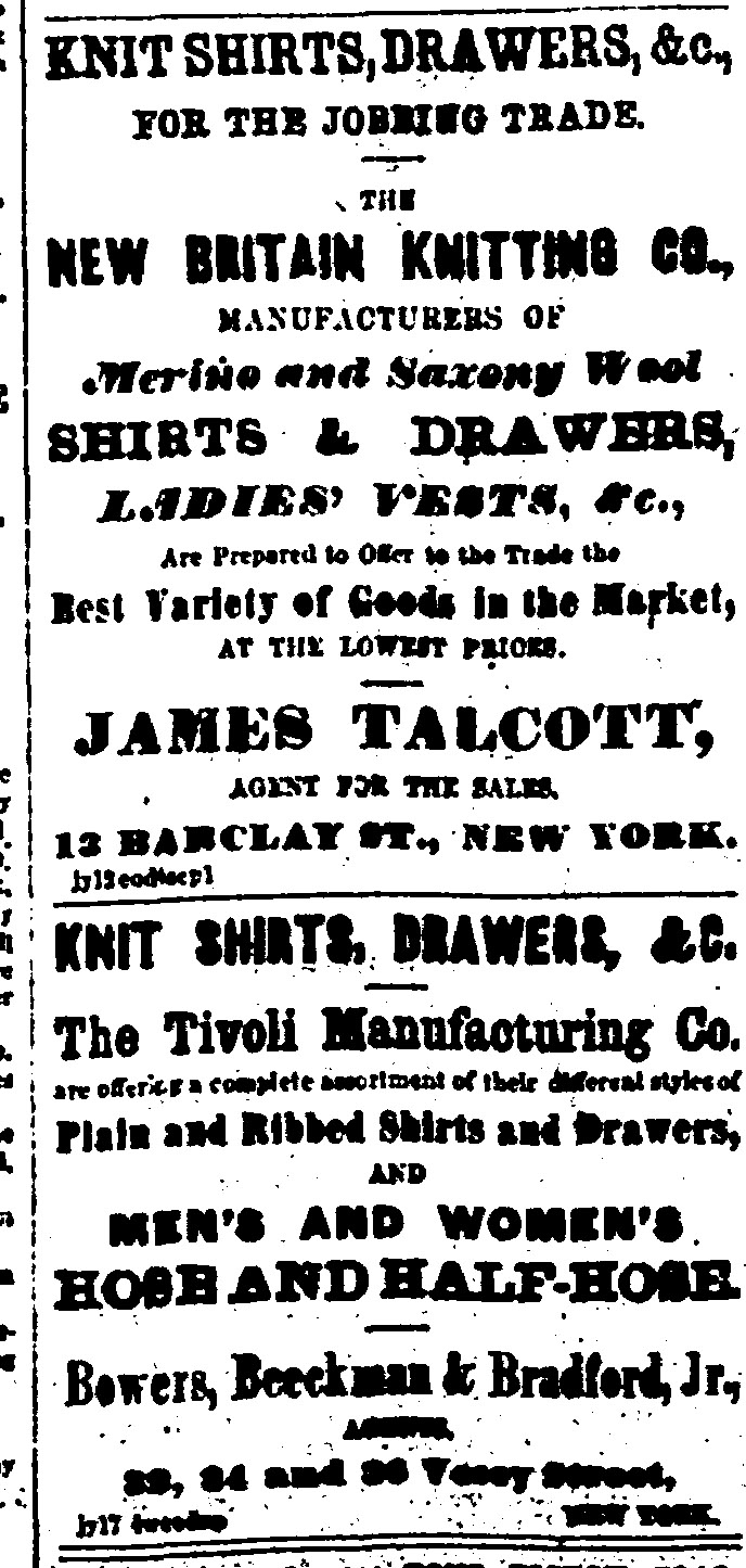 Evening Post July 26th, 1860